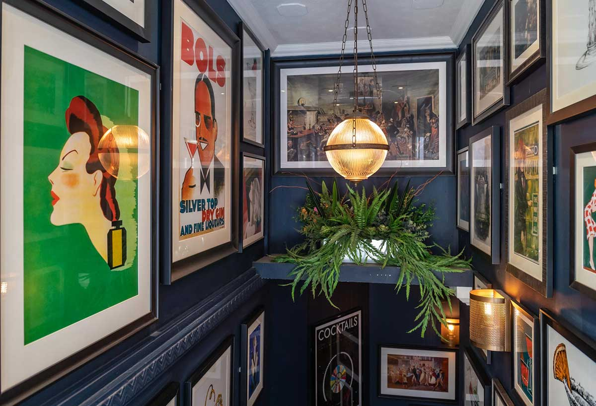 The Cricketers, Richmond